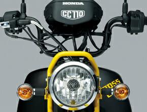 クロスカブ110 EBJ JA10 ヘッドライトガード