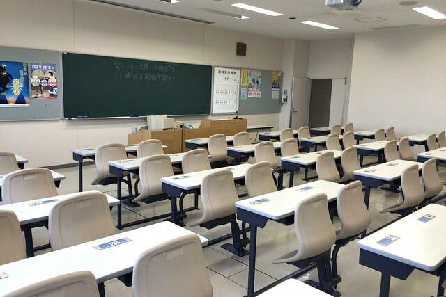 運転免許センター 教室