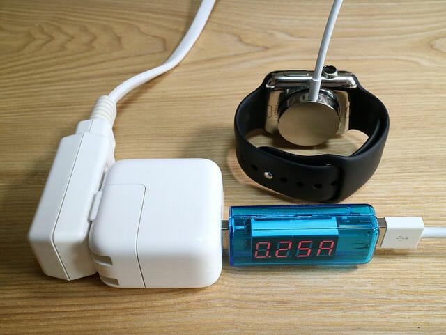 Apple Watch 急速充電非対応