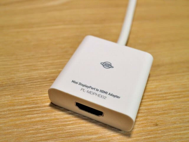 PLANEX Mini Displayport  HDMI変換アダプタ