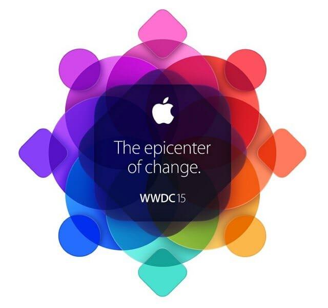 WWDC15 ロゴ