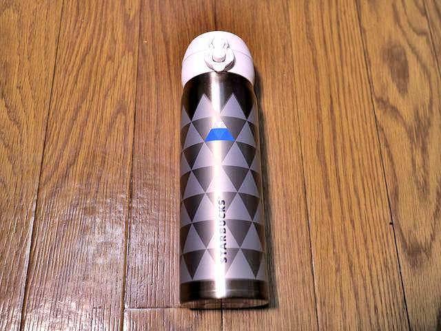 ハンディーステンレスボトル富士山500ml