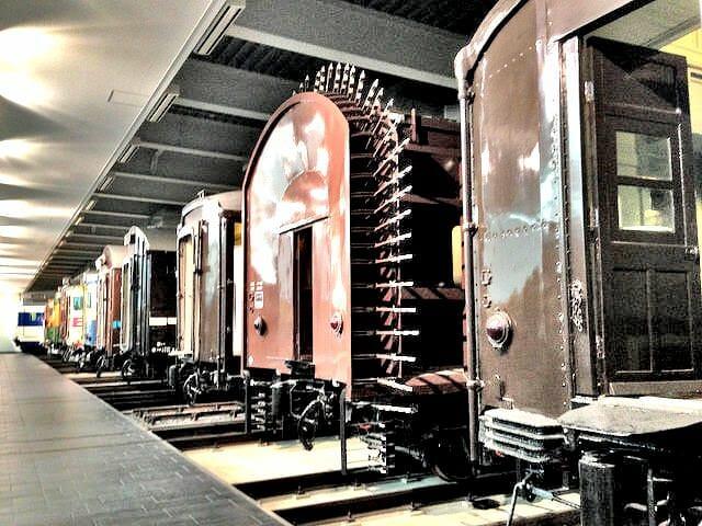 名古屋リニア鉄道館旧電車