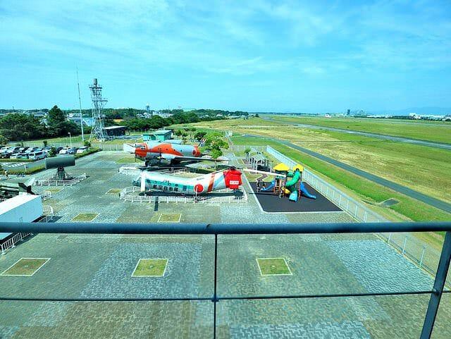 航空自衛隊浜松基地エアーパーク屋外施設