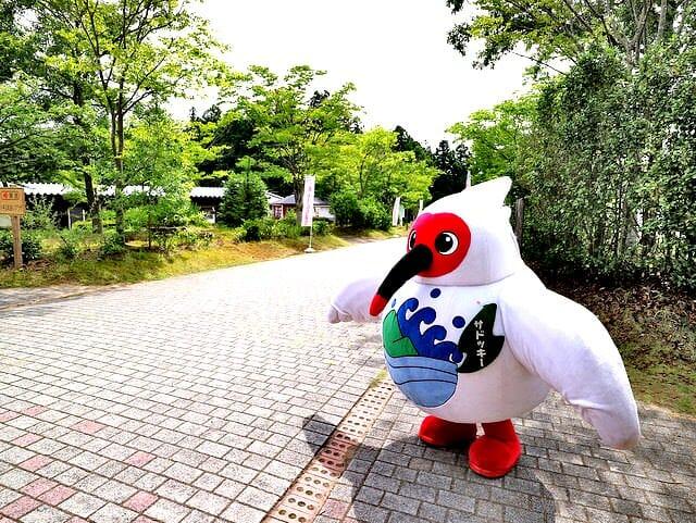 佐渡島トキの森公園サドッキー