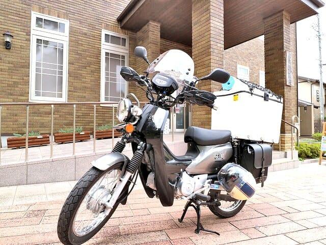 本田宗一郎ものづくり伝承館外観クロスカブ