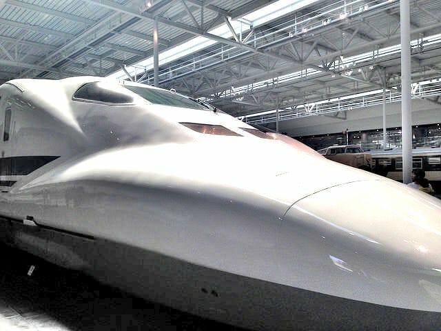 名古屋リニア鉄道館新幹線
