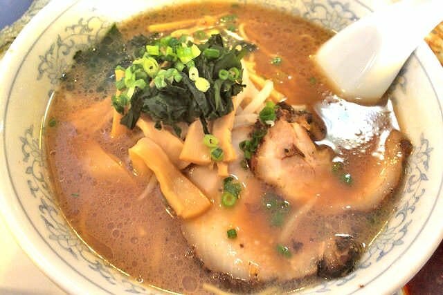 浜松餃子喜慕里味噌ラーメン