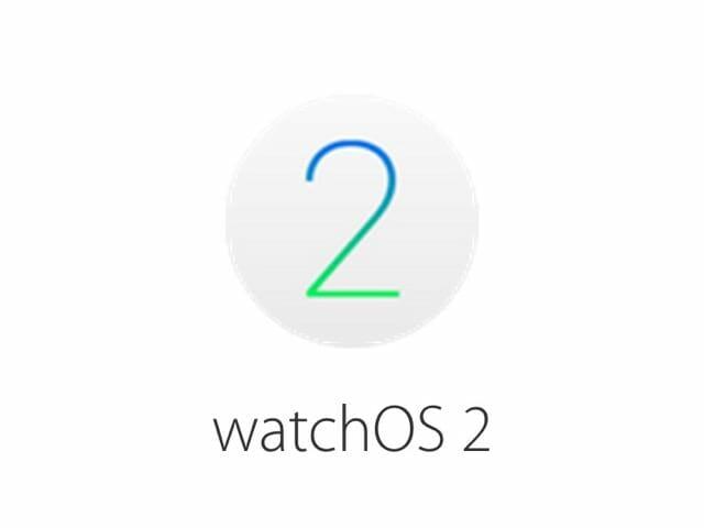 AppleWatchwatchOS2ロゴ