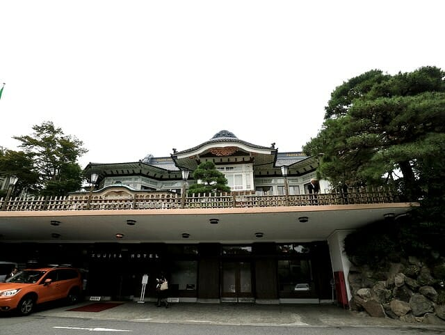 箱根富士屋ホテル本館