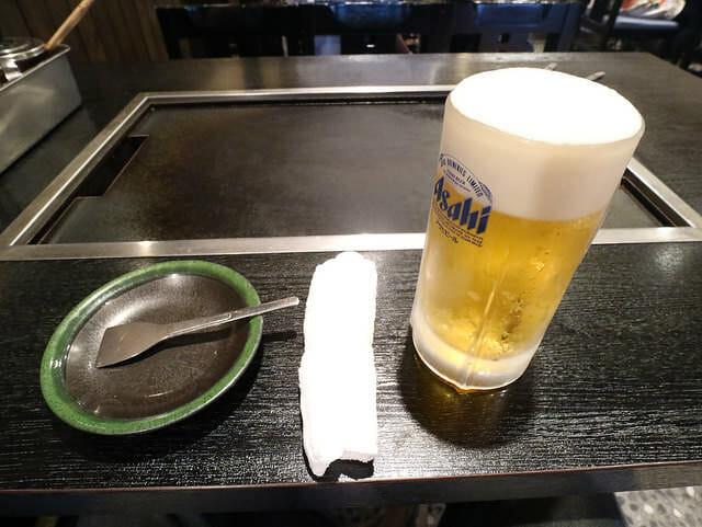 月島もんじゃ蔵ビール