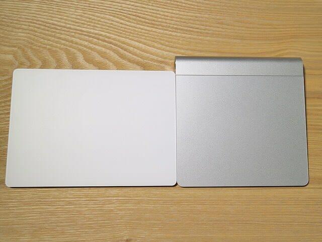 MagicTrackpad2旧式比較縦
