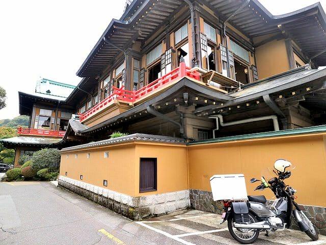 箱根富士屋ホテルレストランバー