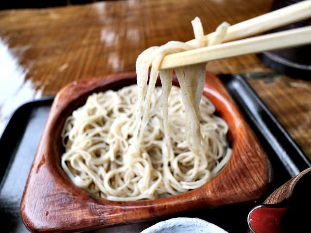 箱根そば竹やぶ実食