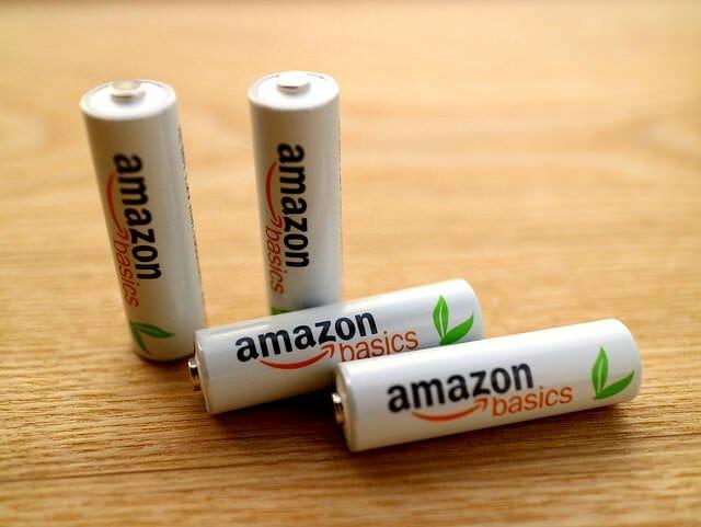 単3充電式電池本体