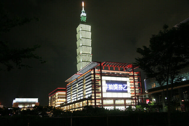 台湾台北101