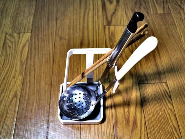 お玉 鍋蓋スタンドお玉2菜箸