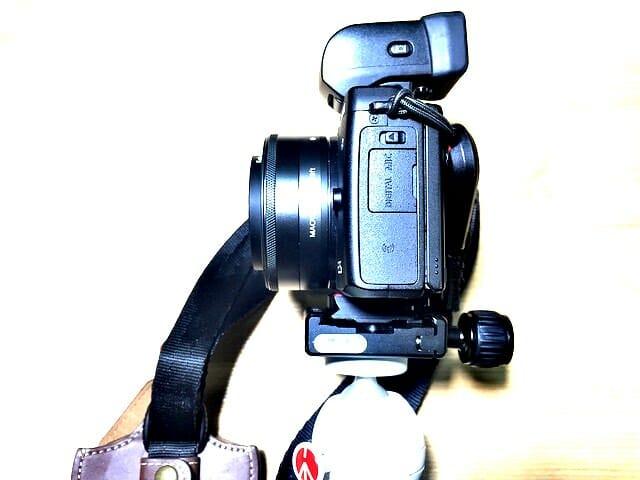 クイックリリースクランプカメラ付きクリップ