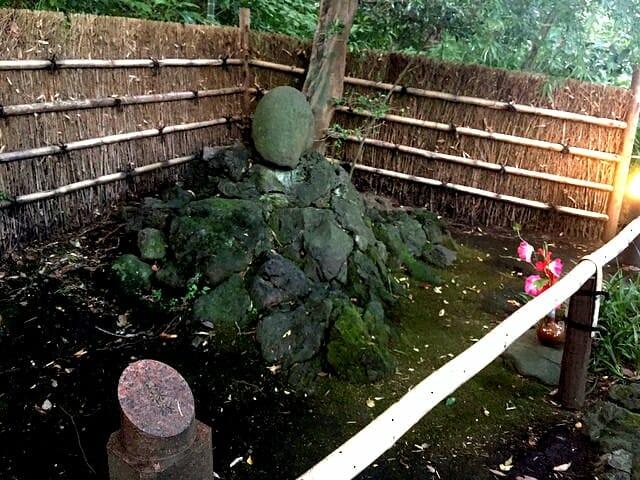 竹採公園竹採塚
