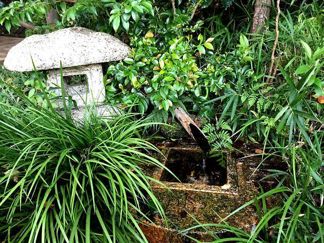 竹採公園水琴窟