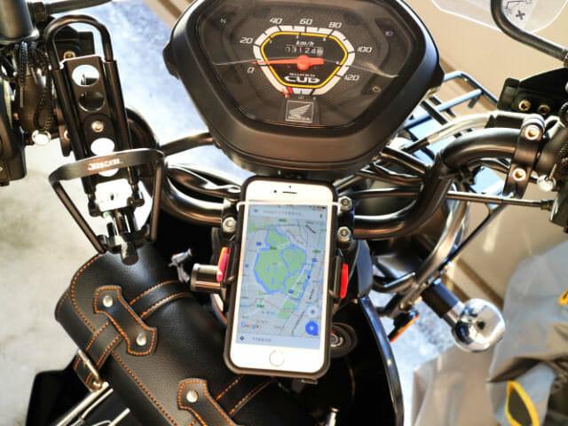 IPhone6タフ保護ケースクロスカブ