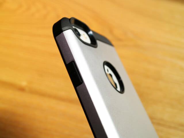 IPhone6タフ保護ケース本体右側