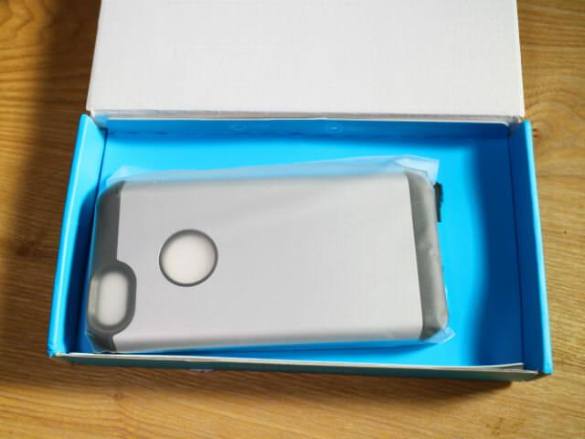 IPhone6タフ保護ケース開封