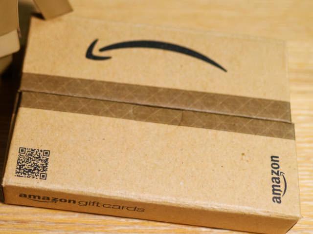 Amazonギフトカードパッケージ拡大