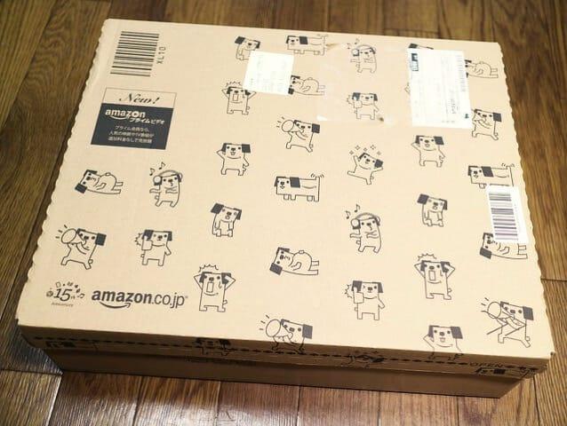 Amazon15thパッケージポチ