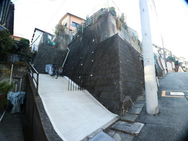 Airbnb駐輪場