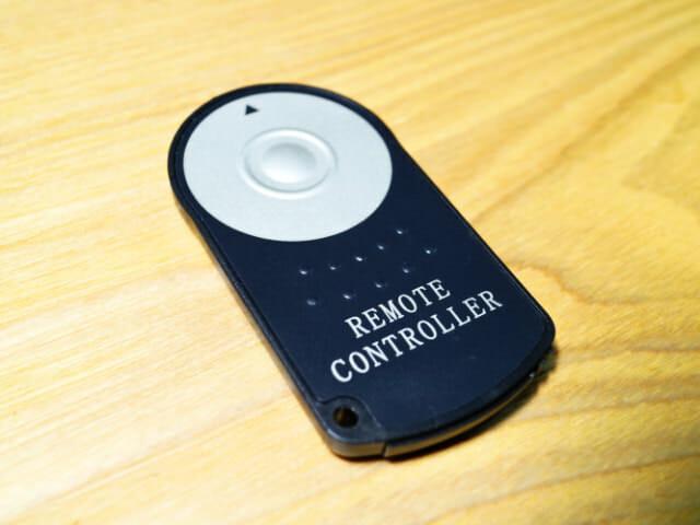 カメラリモートコントローラータイトル1