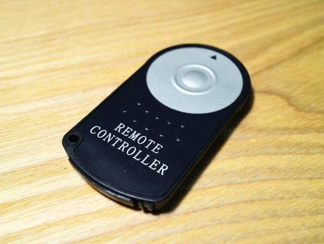 カメラリモートコントローラータイトル2
