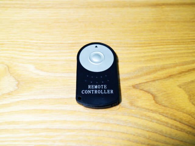 カメラリモートコントローラー本体