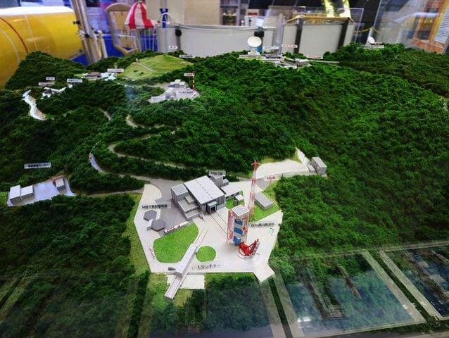 宇宙科学研究所 相模原キャンパス 研究 管理棟展示室7