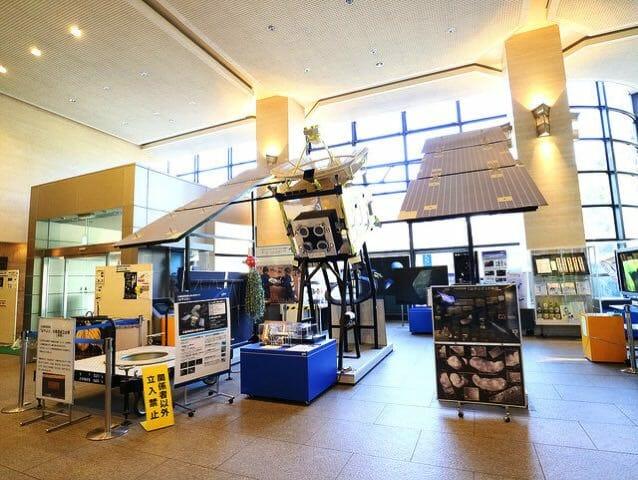 宇宙科学研究所 相模原キャンパス 研究 管理棟展示室2