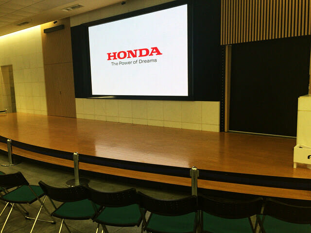 Hondaウェルカムプラザ青山ステージ