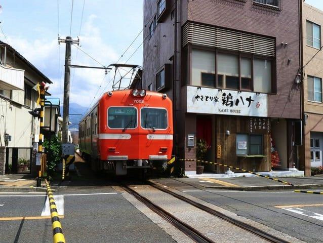 2016富士カブミーティング岳南鉄道