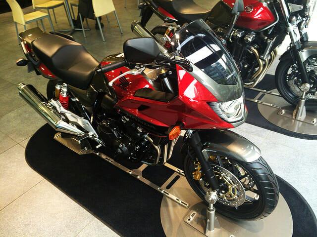 Honda CB400SB
