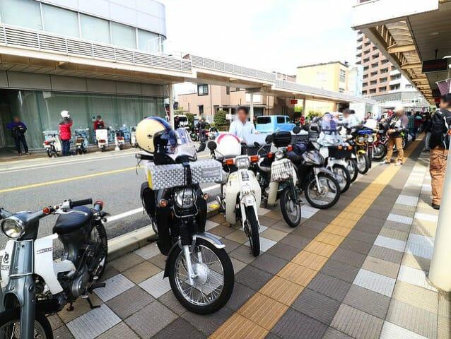 2016富士カブミーティング参加