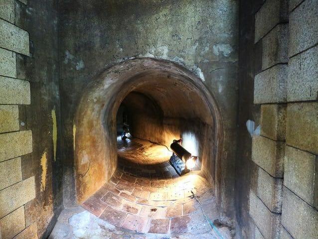 旧三河島汚水処分場ポンプ場施設4中間阻水室