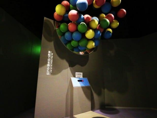 所沢航空発祥記念館風船で空を飛ぶには
