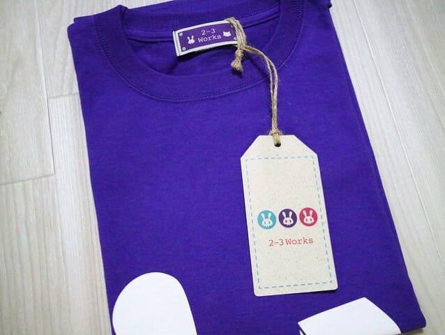 デザインフェスタ43ゆこびんTシャツ