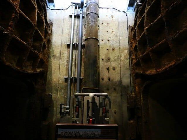 旧三河島汚水処分場ポンプ場施設5喞筒井接続暗渠