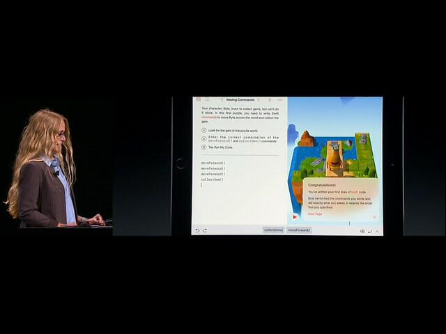 WWDC16SwiftPlayGround