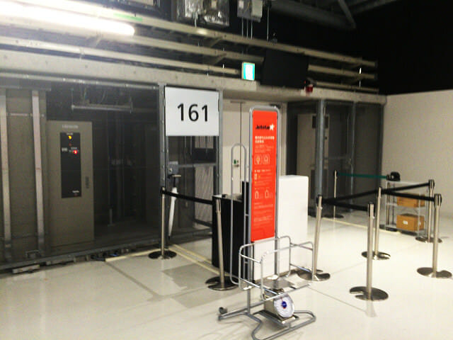 第3ターミナル搭乗口