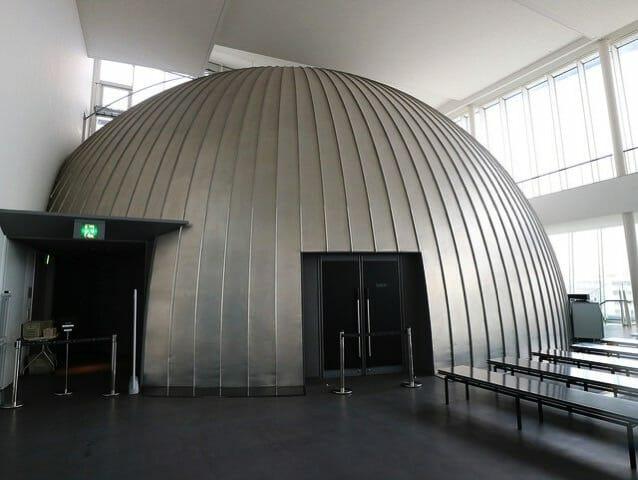 日本科学未来館 7階休憩所