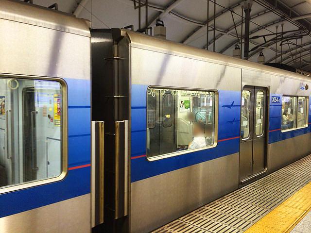 京成電鉄アクセス特急側面