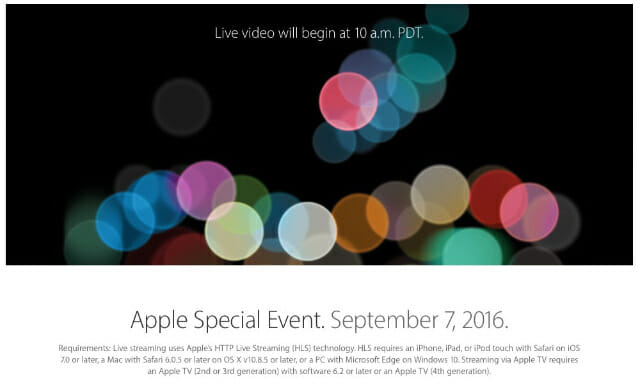 AppleSpecialEvent201609ロゴ