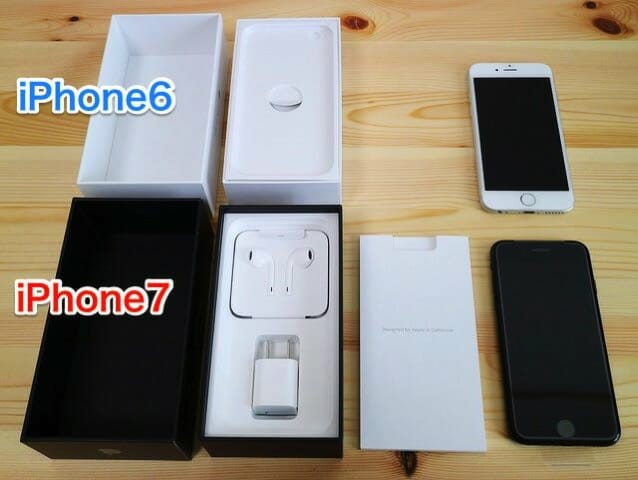 IPhone6and7開封4