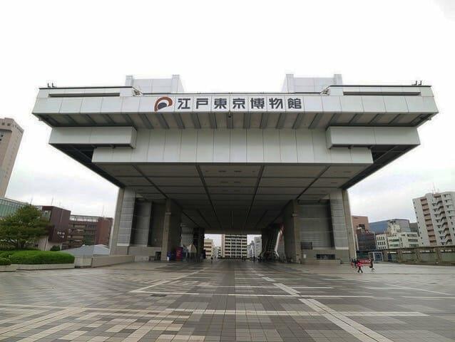 江戸東京博物館3F正面